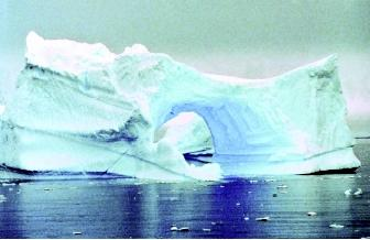 Iceberg-watching has become a major tourism activity. Holes, tunnels, and unusual shapes and colors increase their appeal. Icebergs also have been considered as sources of fresh water, and in Newfoundland are being commercially harvested for specialty products.