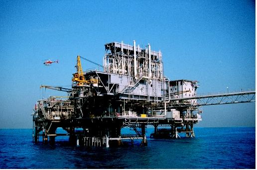 Petroleum from the Ocean - building, sea, depth, temperature ...