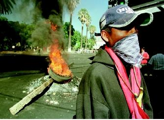 The lack of opportunities for public participation can lead to frustration, polarization, and even rioting. In 2000, citizens in Cochabamba, Bolivia protested increases in their water rates—families earning a minimum wage of less than $100 per month were required to either pay more than $20 or have their taps shut off. Through public demonstrations, which resulted in several deaths, citizens expressed their outrage and demanded to participate in decision-making processes.